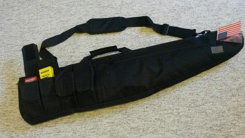rifle postones - sheridan 1945 - 5mm 20 cal + funda y pellet