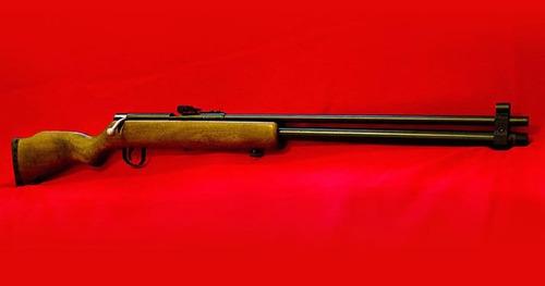 rifle  shark  co2 cal. 6.35  caño  largo