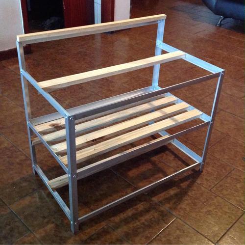 rig estructura rack mueble case abierto ethereum para 16 gpu