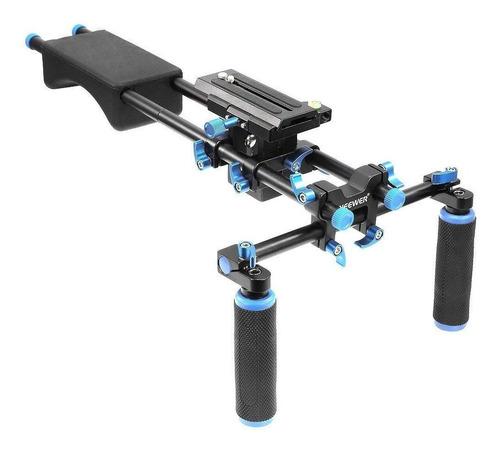 rig neewer estabilizador para hombro (video/dslr) con envío