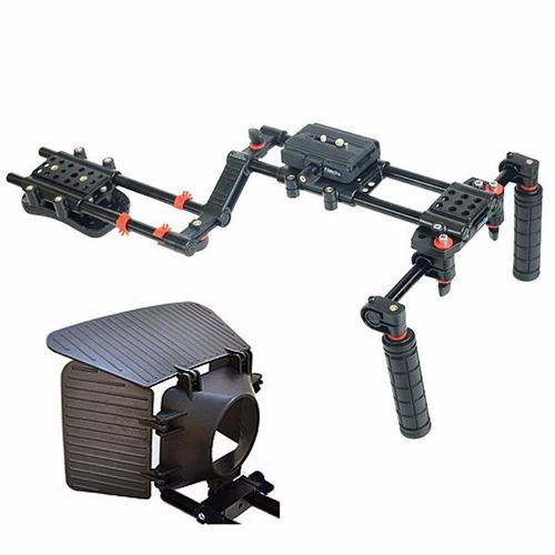 rig soporte para cámara de hombro filmcity fc-57