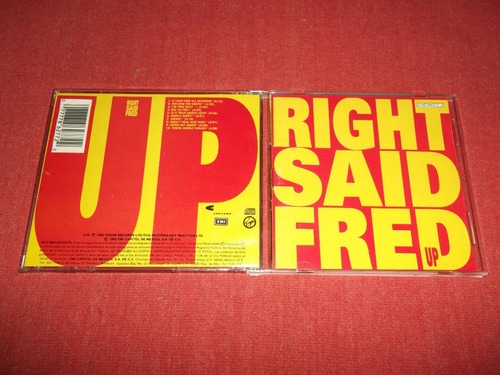 right said fred - up cd canada ed 1992 mdisk