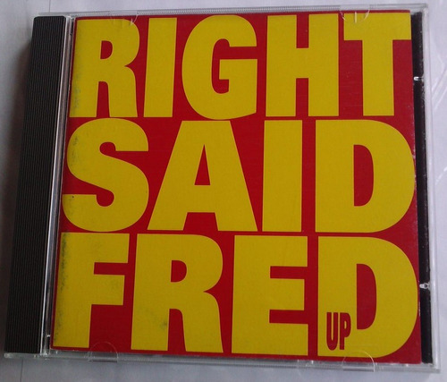 right said fred up cd hecho en u.s.a. 1a ed 1992 op4