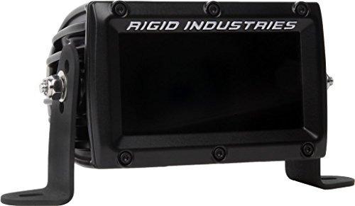rígido industries 104392 ir e - serie 4 -inch combo luz