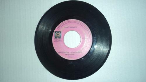 rigo tovar - cosas de la vida 45 rpm melody 1978