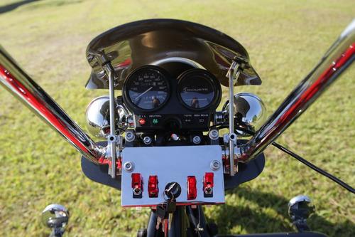 riguete super luxo se padrão 2018 - 0km - motoscom