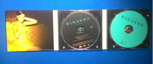 rihanna - cd good girl gone bad - duplo deluxe edition