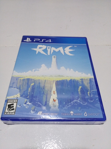 rime ps4 juego nuevo y sellado delivery