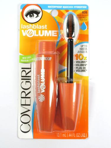 rimel covergirl iashblast volume marrom negro 835 waterproof