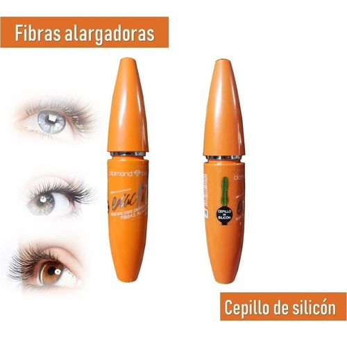 rimel exactitud diamond beauty fibras alargadoras 1pz full