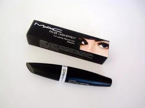 rimel mac mascara de pestañas false effect 3d maquillaje