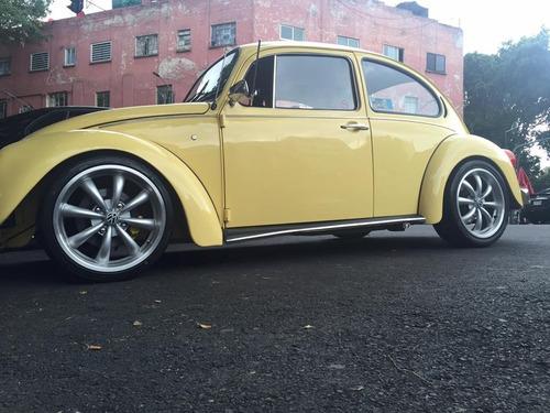 rin 15 4-130 spider retro p/vocho sedan juego