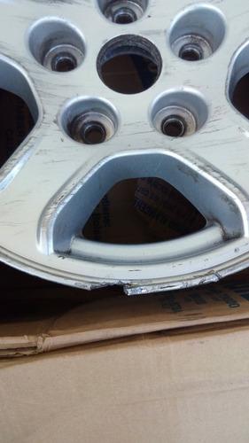 rin 16 5h de aluminio para camioneta dakota