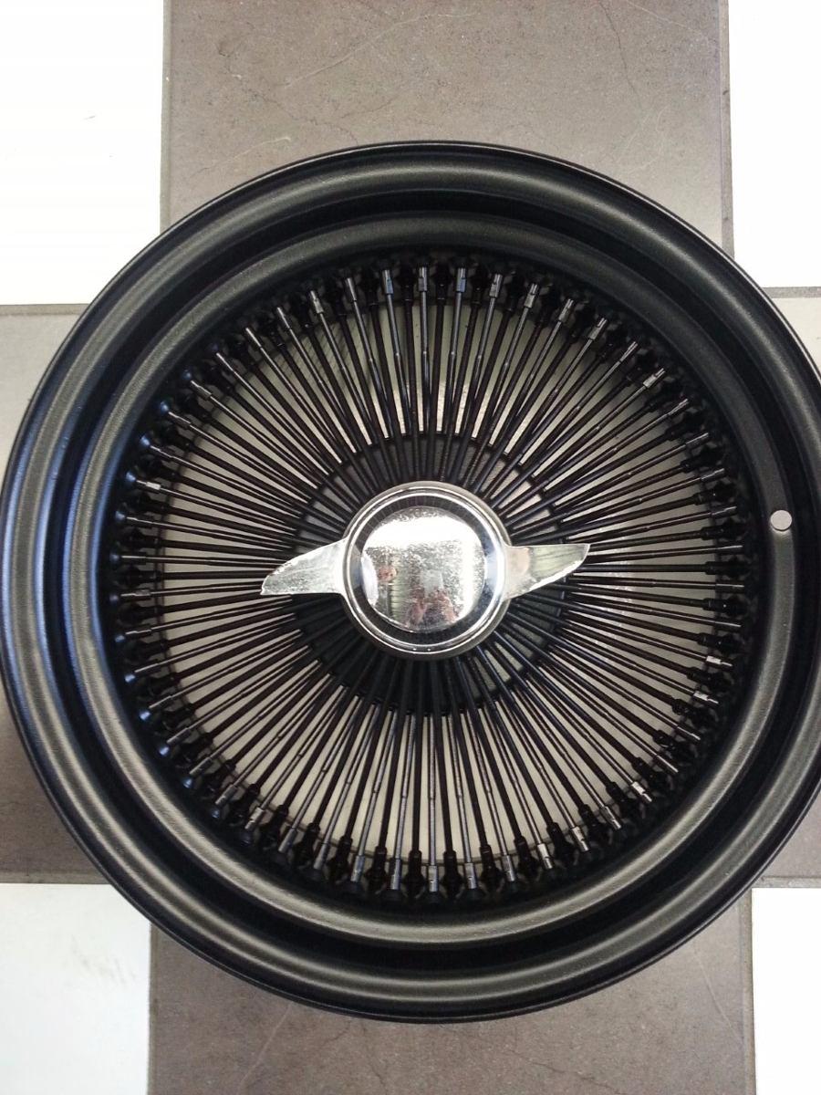 rin  de rayos univer chev ford toyota negro  en mercado libre