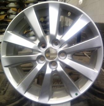 rin aluminio 10032 16x6.5 5 h toyota corolla 09-10