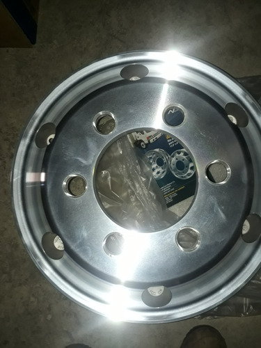 rin npr 17.5 en aluminio