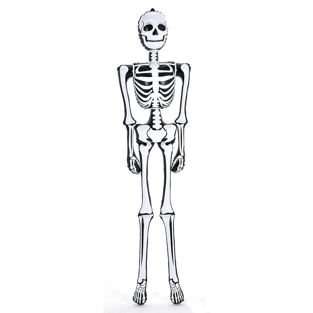 Rinco Gigante Esqueleto De Halloween 6 Pies Inflable De - $ 83.111 ...