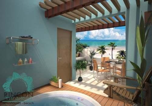 rincon turquesa townhouses - beach
