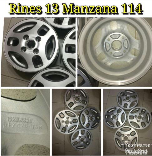 rines 13 manzana 114