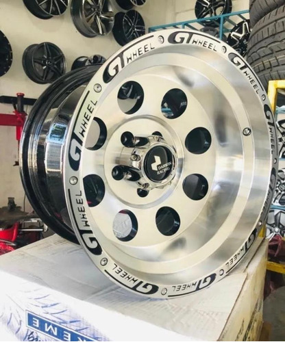 rines 15 5/114 jeep ford ranger toyota hilux (4 rines )