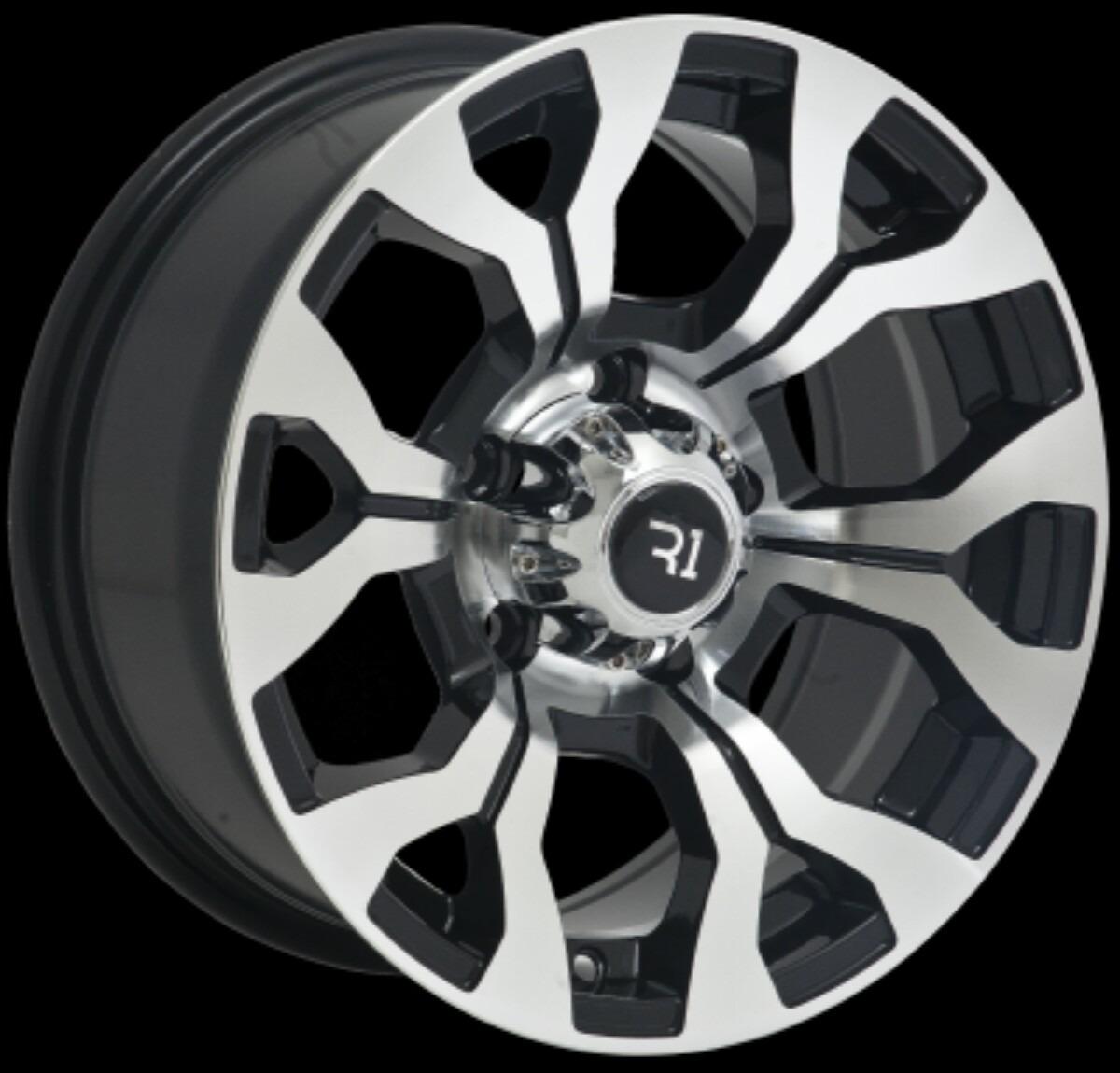 Rines 15 Para Chevrolet S-10 América
