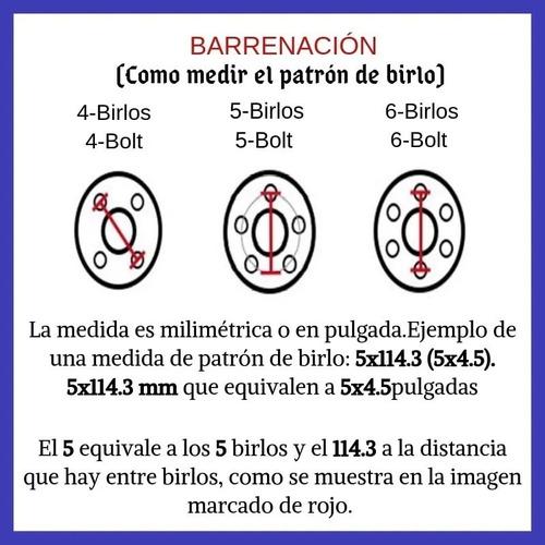 rines 17 5/120 amarok, s10, eurovan, blazer (4 rines)