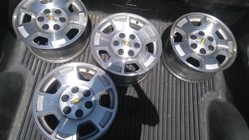 rines 17 chevrolet silverado 1500 tahoe suburban #9596050
