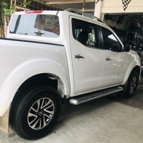 rines 18 deportivos nissan np300 frontier 6/114 (4 rines)