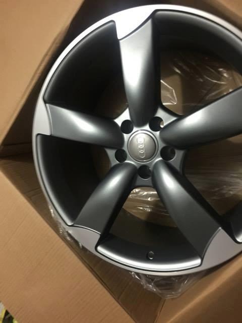 Rines 20 5 112 Audi Rs5 A3 A4 A5 A7 A7 Q3 Q5 Jetta Gli Gti 5 700 00 En Mercado Libre