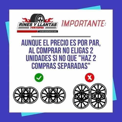 rines 20 5/139 jeep wrangler dodge ford lobo ram (2 rines)
