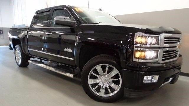 Rines 20 Chevrolet Silverado High Country Cheyenne ...