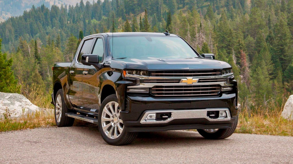 Rines 22 Chevrolet Silverado 1500 High Country 2019 ...