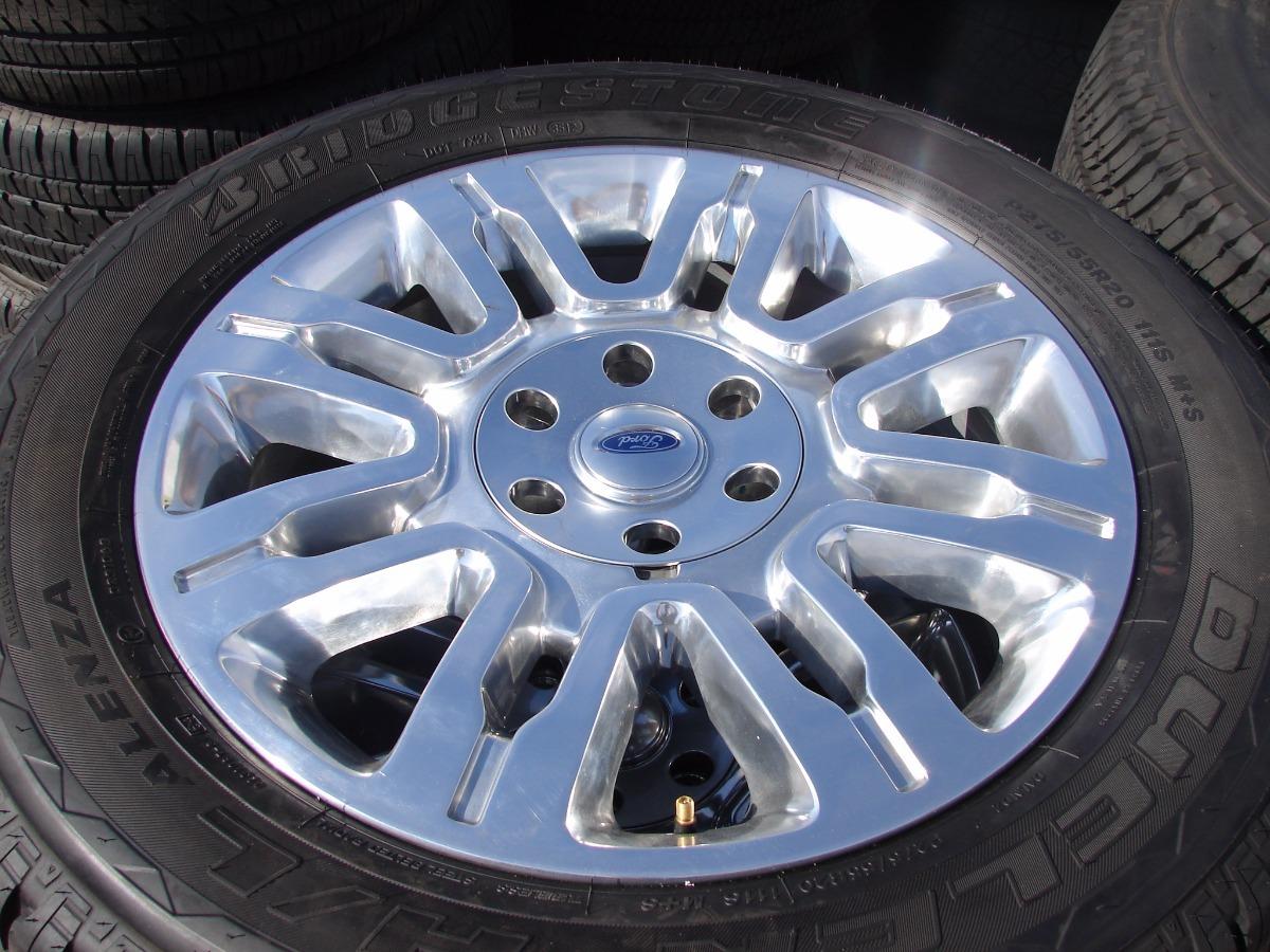 Ford F150 Bolt Pattern >> Rines 99% De Estetica 20 Ford F150 Platinum #9l3z1007f - $ 22,699.00 en Mercado Libre