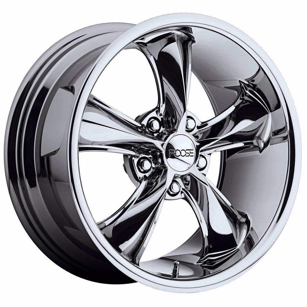 Rines Foose Wheels Legend 17 Y 18 Camaro Montecarlo