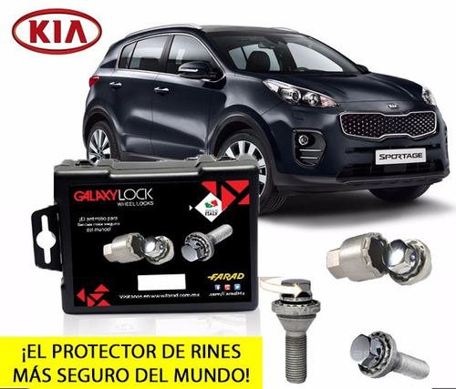 rines kia sportage kit seguridad  - envío gratis!