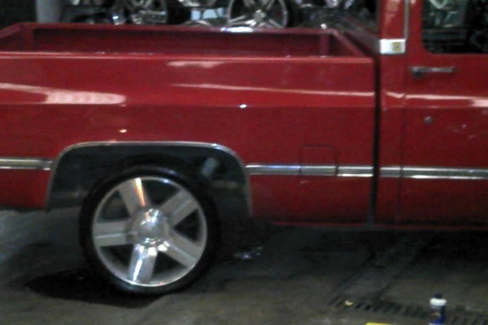 Rines Tipo Ltz Chevrolet Cheyenne - $ 2,790.00 en Mercado ...