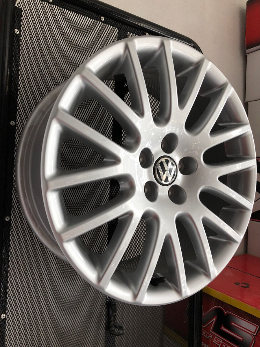 Rines Vw Orig 17 5/100 Borbet Rex Made In Usa Jetta 1.8t ...
