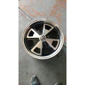 Rines17 X 7.5 4-130 Kw Jetta Golf Envio Gratis