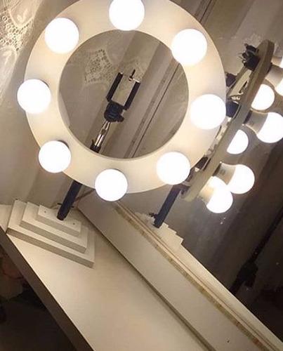 ring light, 40cm iluminação fotos videos+frete+etc promoção
