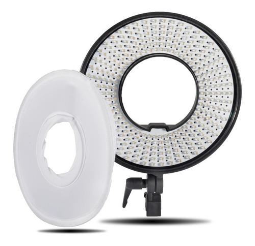 ring light led 300 dvc com tripé classic 215
