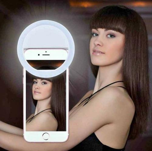 ring light para celular