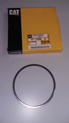 ring piston caterpillar 4p1806 anillo de piston original