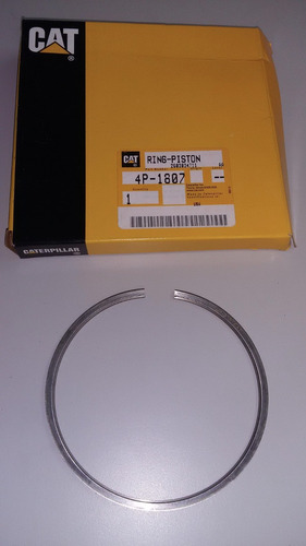 ring piston caterpillar 4p1807 anillo de piston original