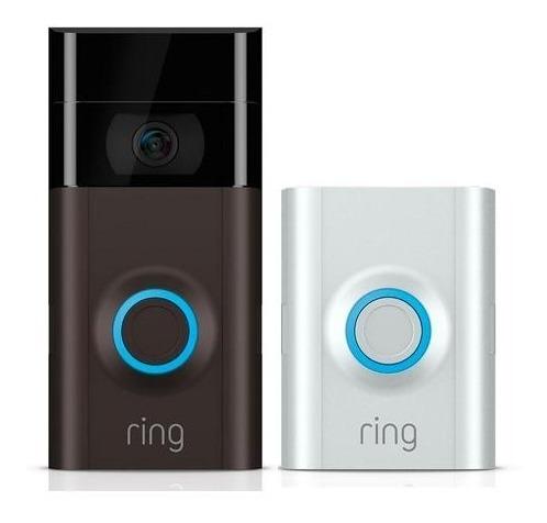 ring video doorbell 2 camara 1080p vision nocturna