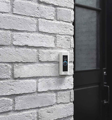 ring video doorbell pro video portero iphone android wi-fi