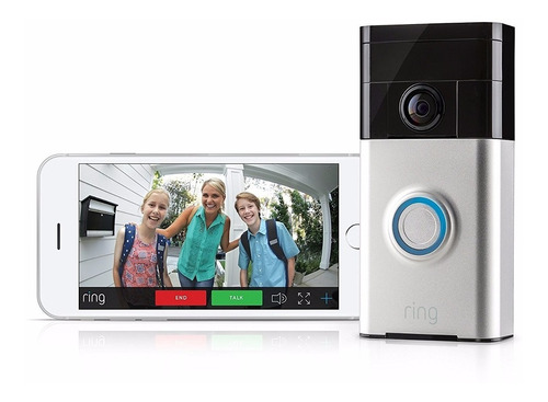 ring video doorbell video portero iphone android wi-fi