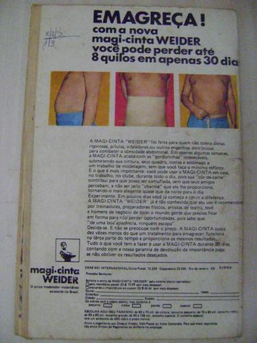 ringo nº21 ano 1972 rge leia anúncio!