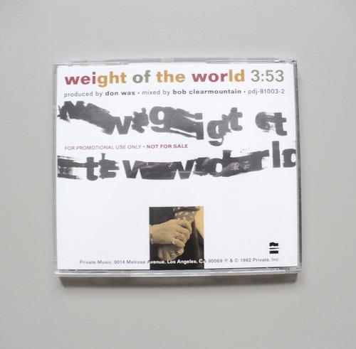 ringo starr cd weight of the world beatles mccartney garoven