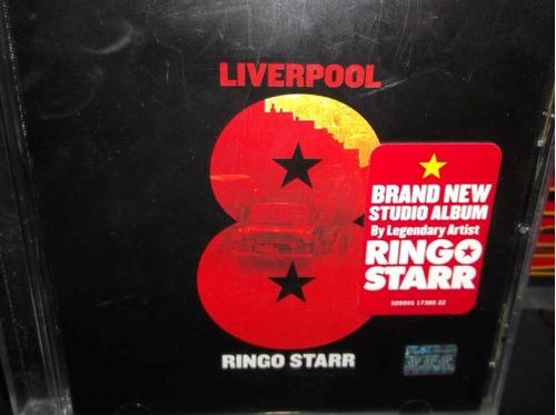 ringo starr liverpool 8 cd sellado