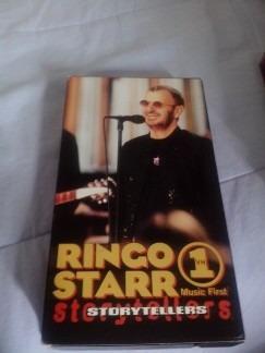 **ringo starr**     **vh1 storytellers**   **vhs**